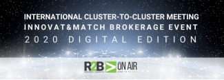Cluster-to-Cluster Meeting & Innovat&Match Brokerage Event