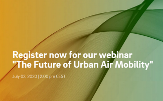 "Roland Berger Webinar: ""The Future of Urban Air Mobility"""