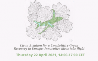 Clean Aviation for a Competitive Green Recovery in Europe
